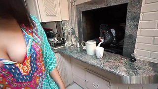 Latina Wife Cheating Blind Husband