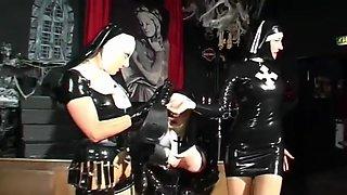 latex nuns