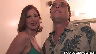 Ginger and her husband Lance are admitted swingers, but one