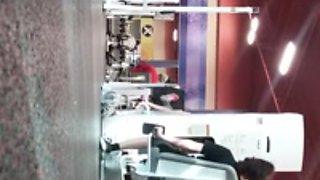 more gym ass