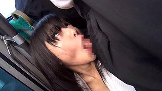 Japanese Bus Molester Fuck