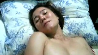 My boss fucked curvy and lusty Thai mature woman while we were on business trip