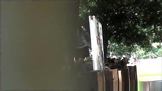 Caught pissing 8