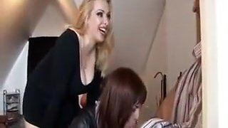 Best homemade Blowjob, Threesomes xxx video