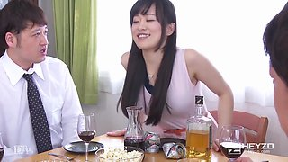 Maria Ono, Yui Kyono - Beautiful sister bowls