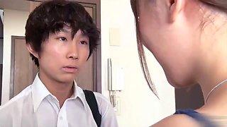 japanese mom teach son 1 ( oka san )