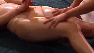 Crazy japanese massage