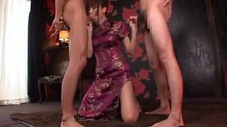 Horny Japanese slut Saki Ayano, Super Legs in Fabulous Fingering, Stockings/Pansuto JAV scene