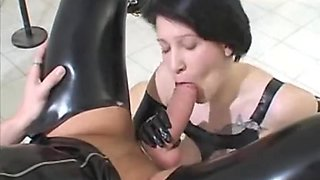 Hot Cumshot compilation with BDSM action and dildo fun