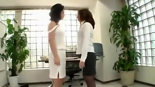Japanese?catfight