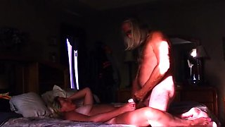 hot drunk blonde mom with big tits - afternoon delight - lost clip
