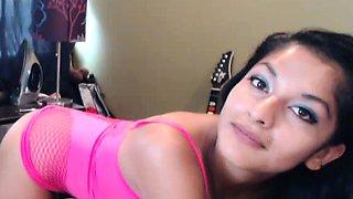 Hot Webcam Girl Strapon Roleplay