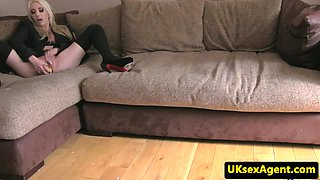 british audition sub throated before analized
