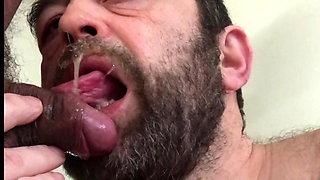 cum eat