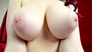 dorm room fucking and cum on my big boobies