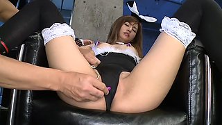Amazing Japanese girl Nozomi Aso in Crazy fetish, couple JAV movie