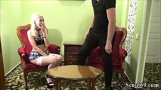 GERMAN SCHOOLGIRL DAUGHTER HELENA FUCK WITH STEP FATHER