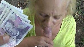 Czech Grandma 60