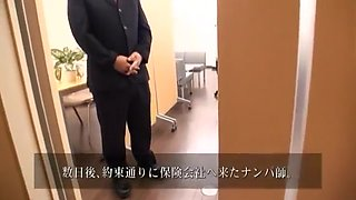 Crazy Japanese model Yuki Natsume in Fabulous Squirting/Shiofuki, Secretary JAV video