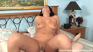 kitty bella shows her love for cock