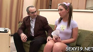 salacious drillings from teacher amateur film 3