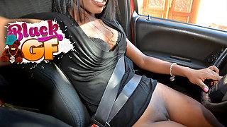Bianca in Joy Ride - BlackGfs
