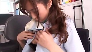 Amazing Japanese model Misa Ando in Exotic Stockings, Upskirts JAV movie