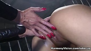 Fabulous pornstars Sahara Knite, Lolly Badcock, Suzie Best in Hottest Big Tits, Fetish sex clip