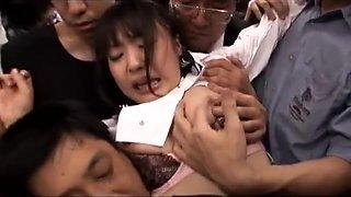 School Girls Bus Groping 02