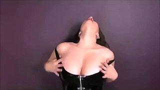 Big tit mistress jerk instructions