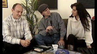 German amateur couples casting